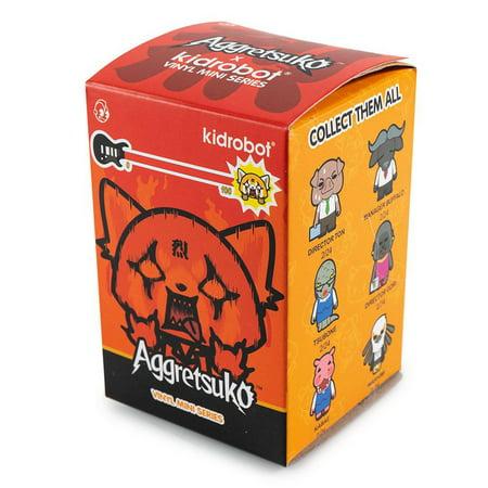 Kidrobot Aggretsuko Series Blind Box Mini - Kidrobot Mini