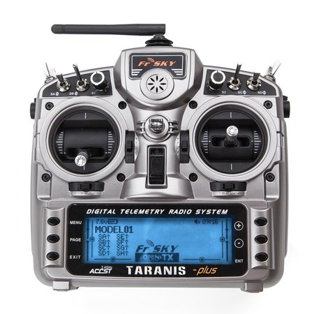 FrSky Taranis X9D Plus 2.4GHz ACCST Radio (Mode