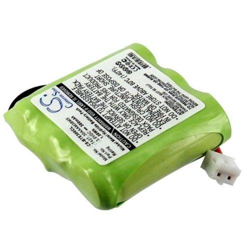 SMAVCO Bundle - 300mAh 30AAAM3BMX Battery for Binatone E3300 Quad, E3300 Kompatibel, Commodore CT300  Plus Micro USB Cable