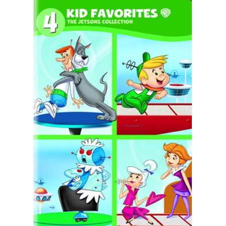 4 KID FAVORITES-JETSONS (DVD/2 DISC) (DVD)](George Jetsons)
