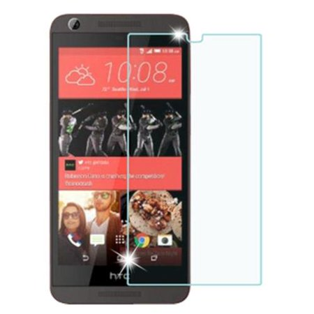 Insten Clear Tempered Glass LCD Screen Protector Film Cover For HTC Desire - Htc Lcd