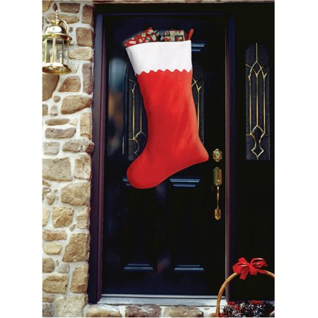 Red And White Christmas Stocking (34