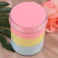 Fluffy Cloud Slime Scented Therapeutic Putty Cotton Candy Slime Supplies Stress