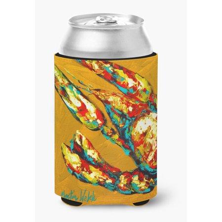 Crawfish Crawfish & Hot Can or Bottle Beverage Insulator Hugger - Hot Bodies Tire Hugger