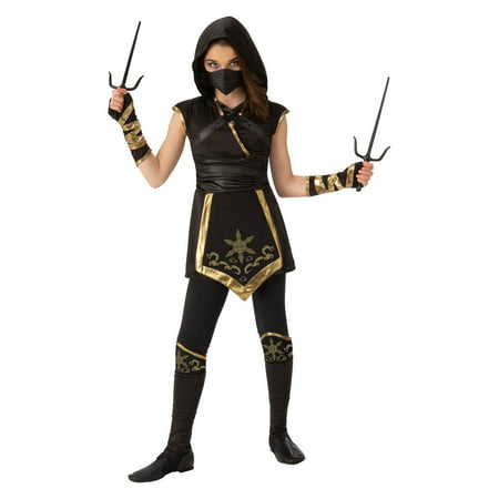 Womans Ninja Mystique Costume (Ninja Womens Costume)