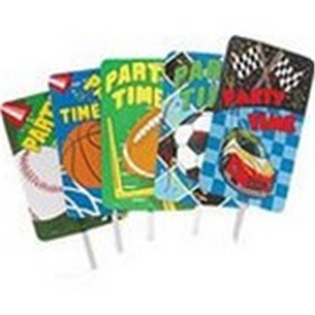 Us Toy Mx150x55 Soccer Yard Sign   55 Per Pack
