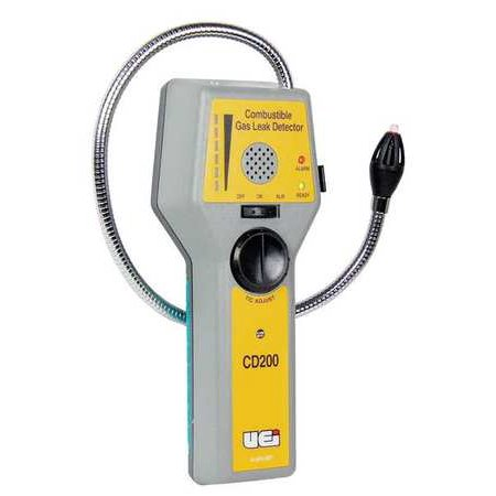 Uei Test Instruments Cd200 Combustible Gas Lead Detector