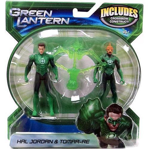 Green Lantern Movie Hal Jordan & Tomar-Re Action Figure 2-Pack