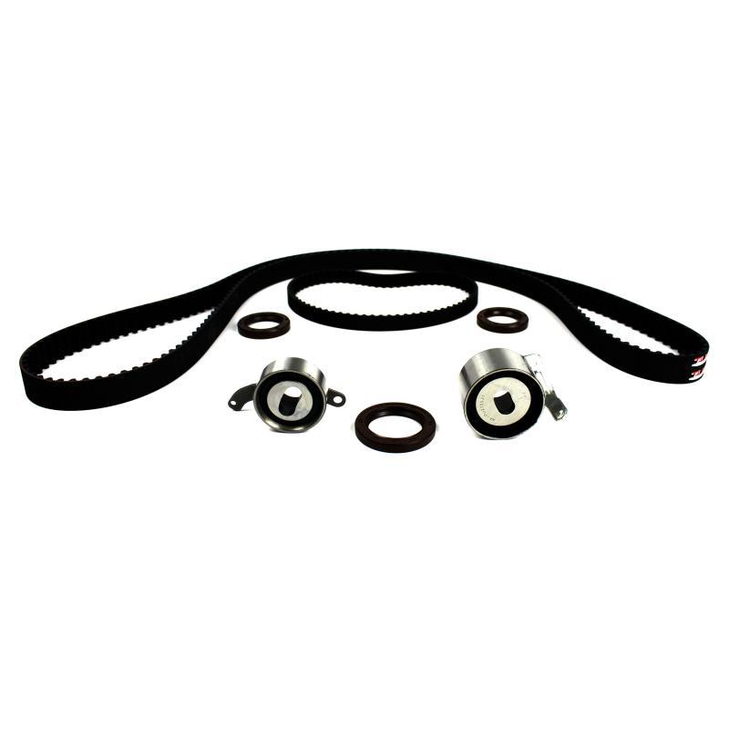 dnj tbk283 timing belt kit for 96-04 acura 3.5l c35a1