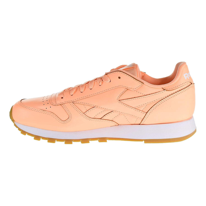 eed8b22690a8d Reebok - Reebok Classic Leather Gum Men s Shoes Desert Glow White Gum  cn3994 - Walmart.com