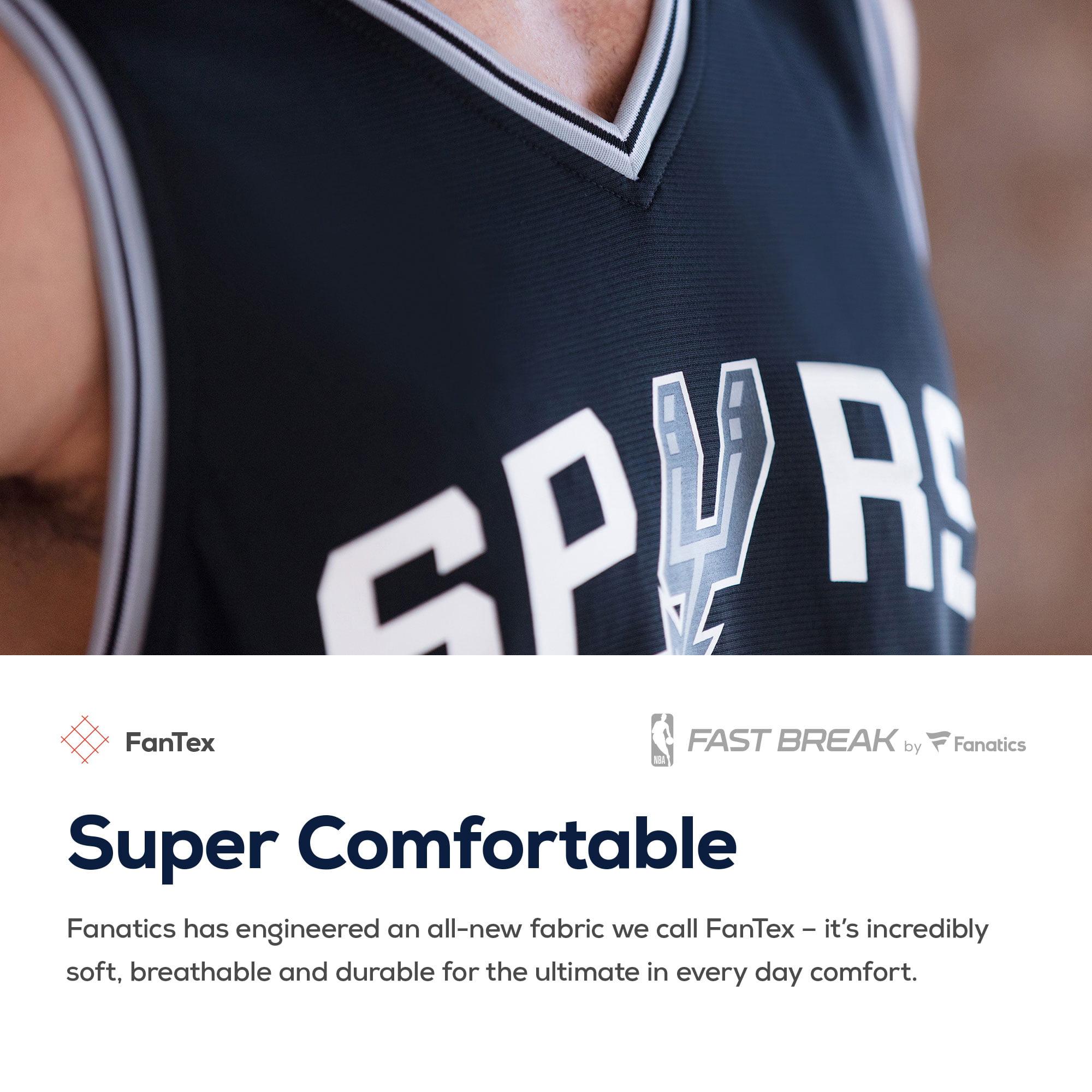 390b76db172 Bryn Forbes San Antonio Spurs Fanatics Branded Fast Break Road Replica  Player Jersey Black - Icon Edition - Walmart.com