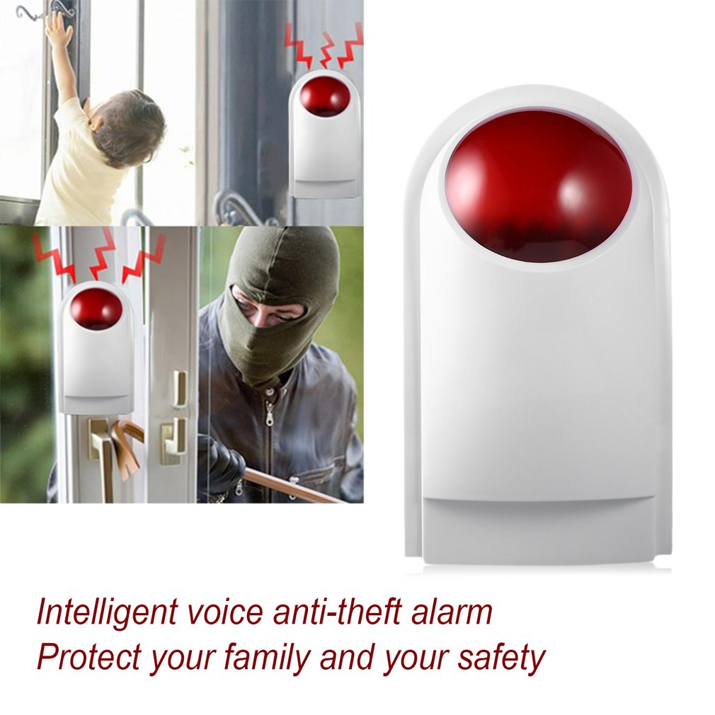 22pcs GSM Wireless Smart Voice Anti-theft Alarm System wi...