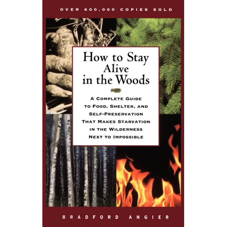 How to Stay Alive in the Woods : A Complete Guide to Food, Shelter, and Self-Preservation That Makes Starvation in the Wilderness Next to