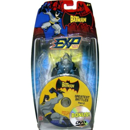 Batman EXP Extreme Power Mr. Freeze Action Figure - Extreme Toys