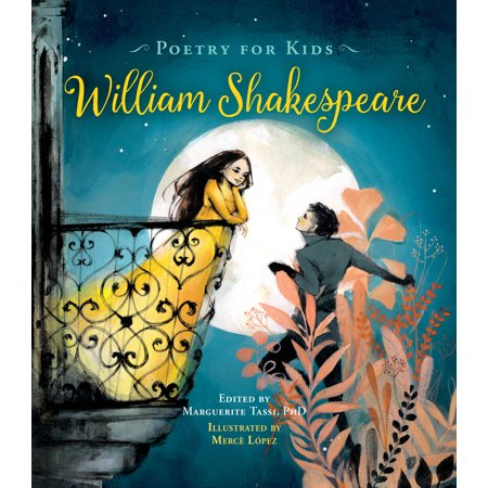 Poetry for Kids: William Shakespeare (Hardcover)