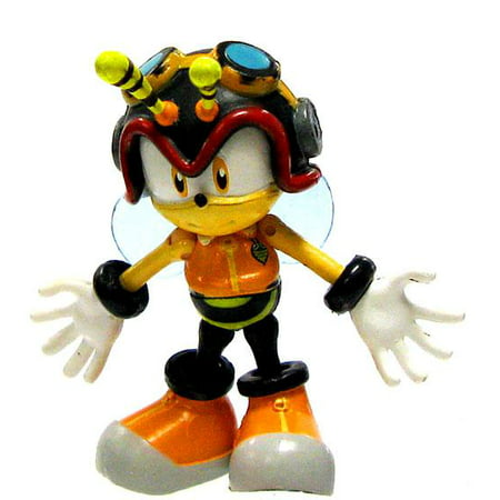 Sonic The Hedgehog Charmy Bee 2 5  Action Figure  Loose