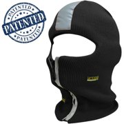 Reflective Balaclava Mask Cold Weather Hat Cap Motorcycle Snowboard