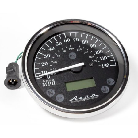 Honda 2004-2007 Shadow Vt Speedometer Assembly  37200-Meg-672 New Oem