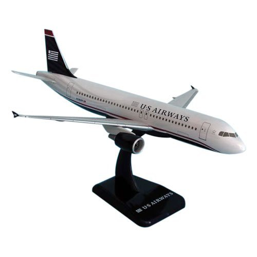 Hogan US Airways A320 Model Airplane