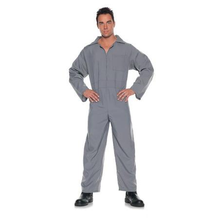 Adult Men's Jumpsuit Mechanic (Women's Mechanic Jumpsuit Costume)