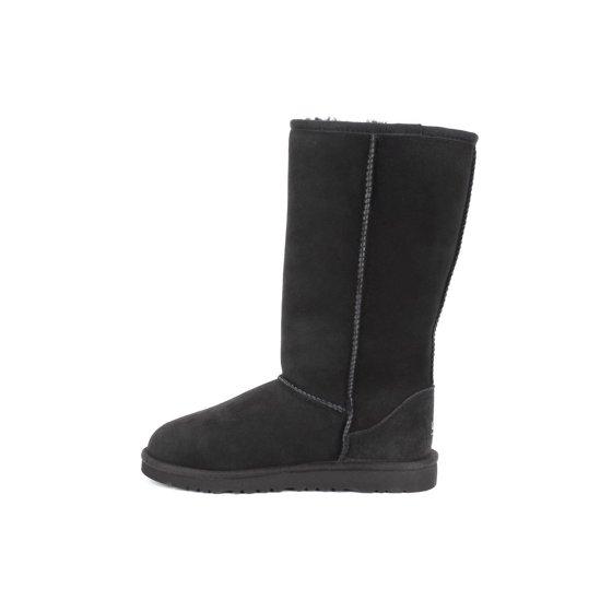 ca8df66117c Kids UGG Classic Tall Black Boot 5229K-BLK