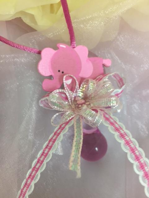 Pacifier Necklaces Baby Baby Shower Game Favors Prizes Decorations U~Pick Color