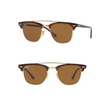 21MM Square Clubmaster (Ray Ban Clubmaster Pink)