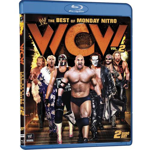 WWE: The Very Best Of WCW Monday Nitro, Vol. 2 (Blu-ray)
