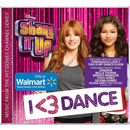 Shake It Up: I Love Dance (Walmart Exclusive) Soundtrack - Shake It Up Chicago