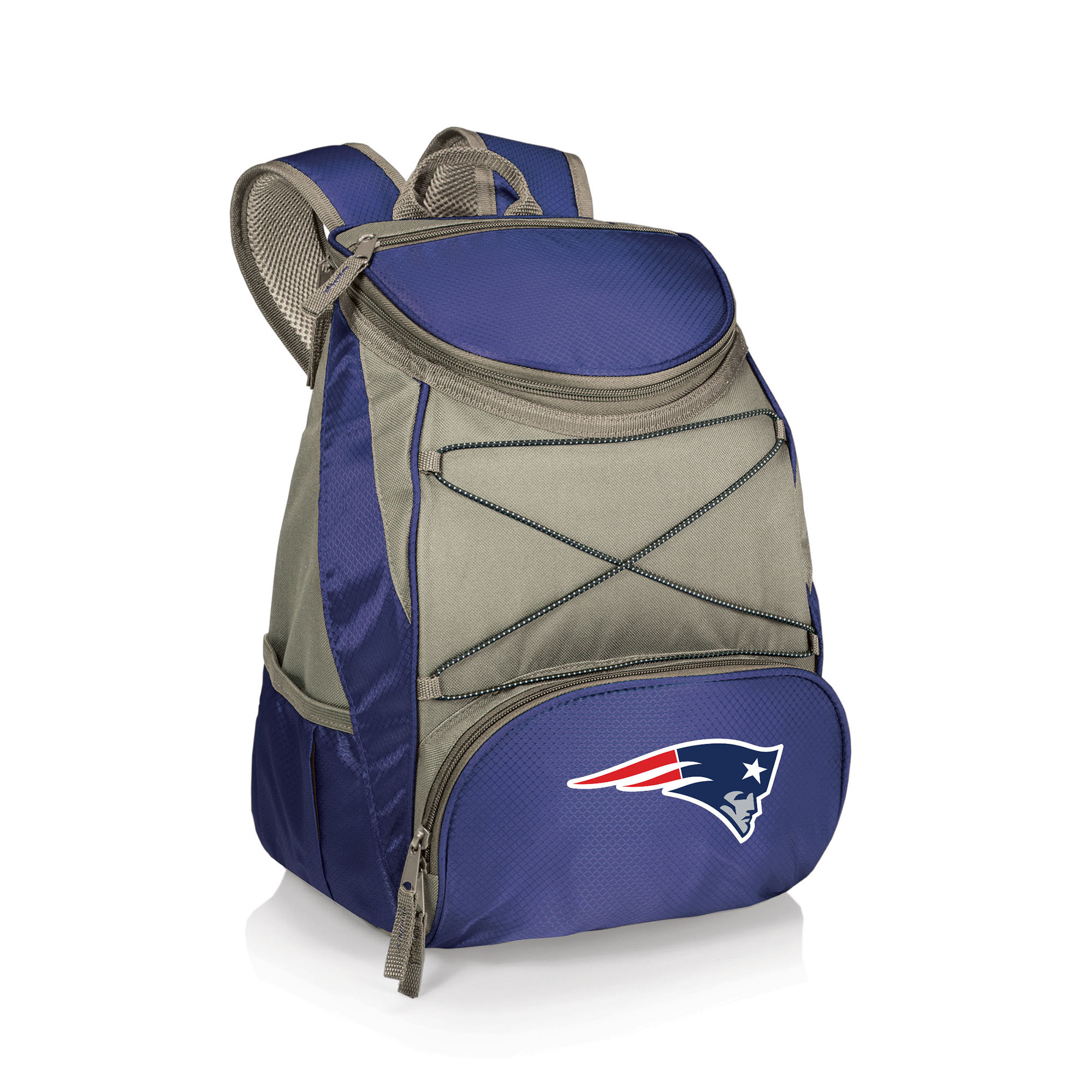 New England Patriots PTX Backpack Cooler - Navy - No Size