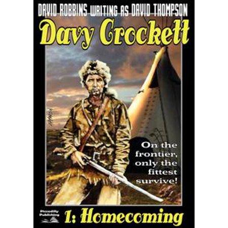 Davy Crockett Costume (Davy Crockett 1: Homecoming -)