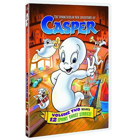The Spooktacular New Adventures Of Casper: Volume 2 (DVD + Pumpkin Stickers) (Full Frame)