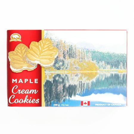 Maple Cream Cookies 14.1 oz each (1 Item Per Order, not per case) - Order Halloween Cookies