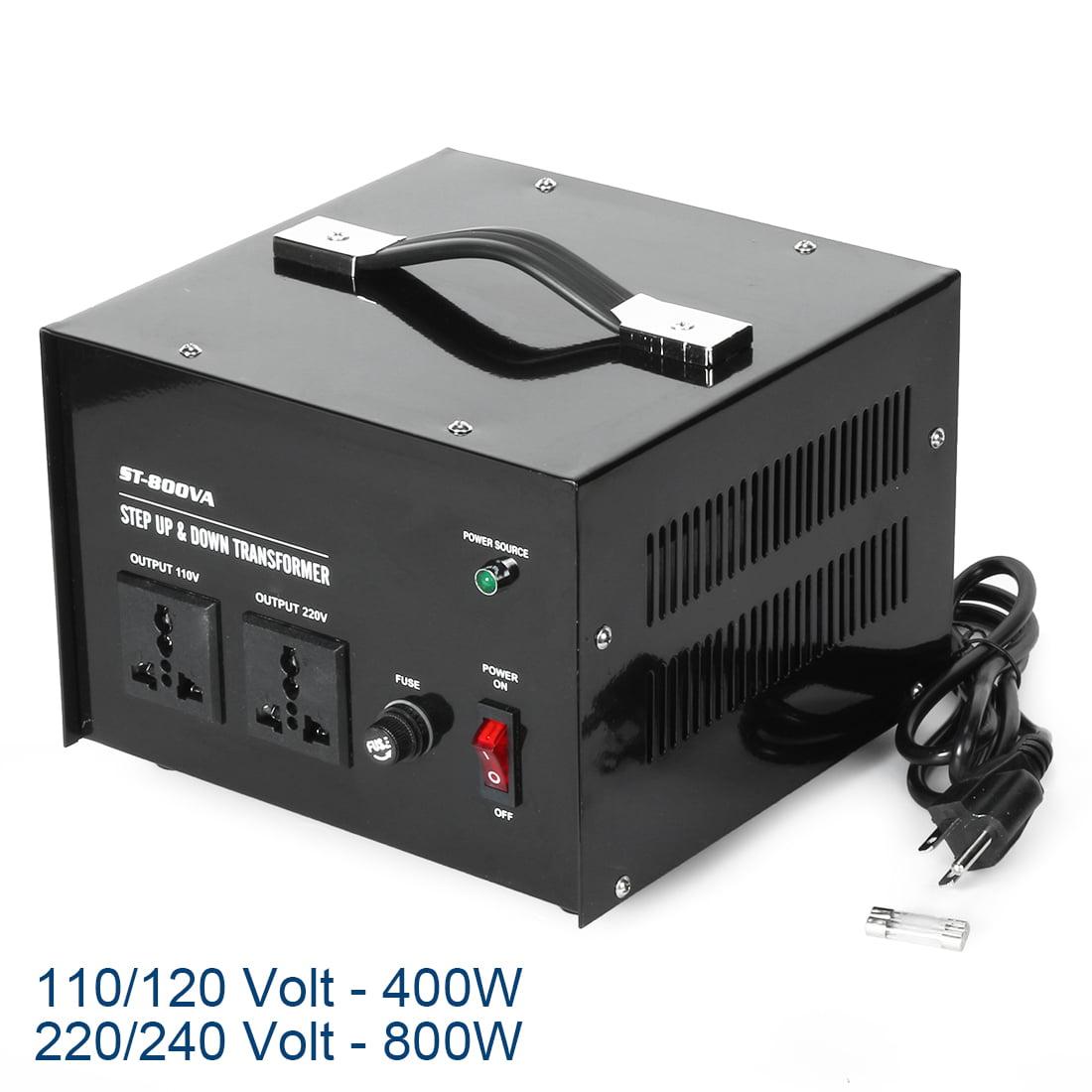 800w Voltage Transformer 800 Watt Step Up Down Converter 110 120v 220 240v
