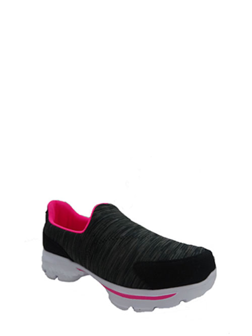 Danskin Now Girls' Athletic Slip On Shoe by Generic