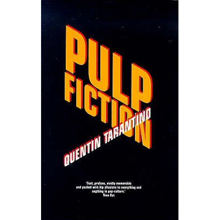 Pulp Fiction : Three Stories, about One Story](Pulp Fiction Halloween)