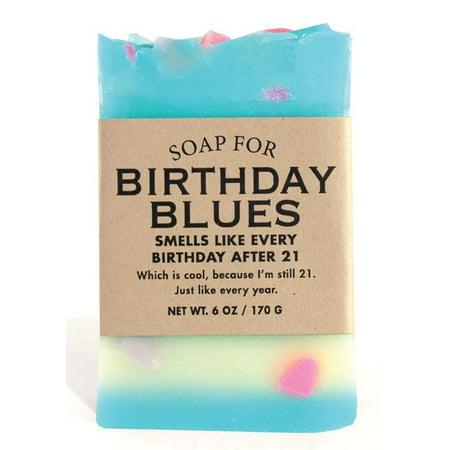 Fine Whiskey River Soap Co Birthday Blues 6 Oz Sad Birthday Cake Personalised Birthday Cards Sponlily Jamesorg