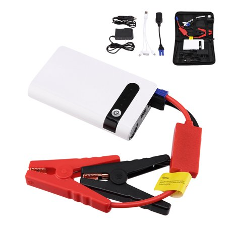 12V Portable 20000mAh Car Jump Starter Booster Jumper Engine Battery Power Bank Battery (Ultimate Speed Portable Jump Starter With Power Bank)
