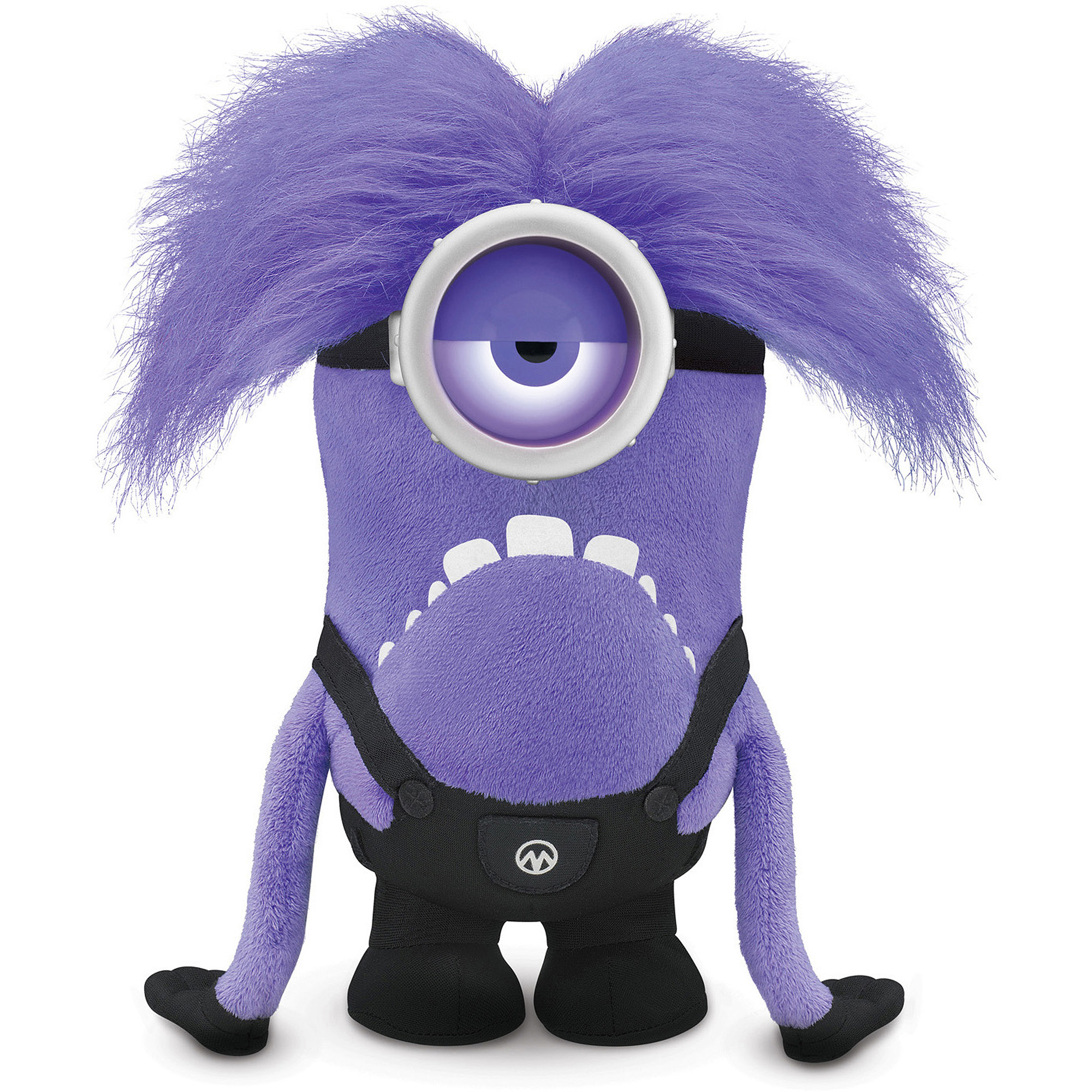 Despicable Me Talking Purple Minion Plush - Walmart.com | 450 x 450 jpeg 31kB