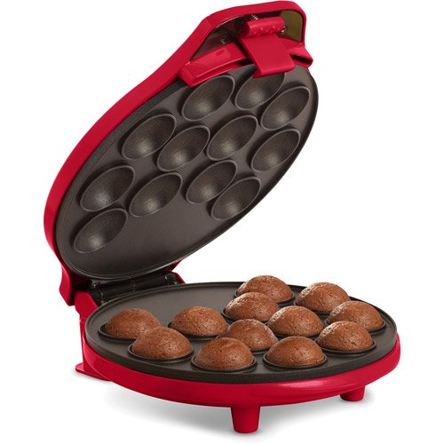 homemade 12 cavity cake pops maker. Black Bedroom Furniture Sets. Home Design Ideas