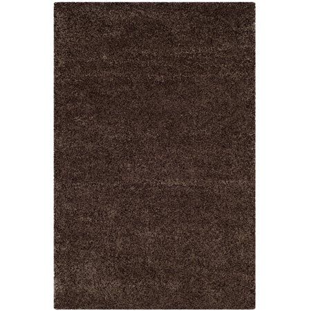 Safavieh Santa Monica Chelsey Solid Shag Area Rug or Runner