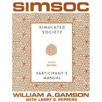 SIMSOC: Simulated Society, Participant's Manual : Fifth Edition (Participant's Manual)