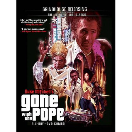 Gone With The Pope  Blu Ray   Dvd