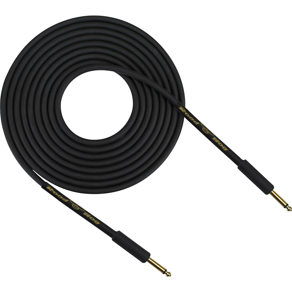 Rapco RoadHOG Instrument Cable 8 ft.