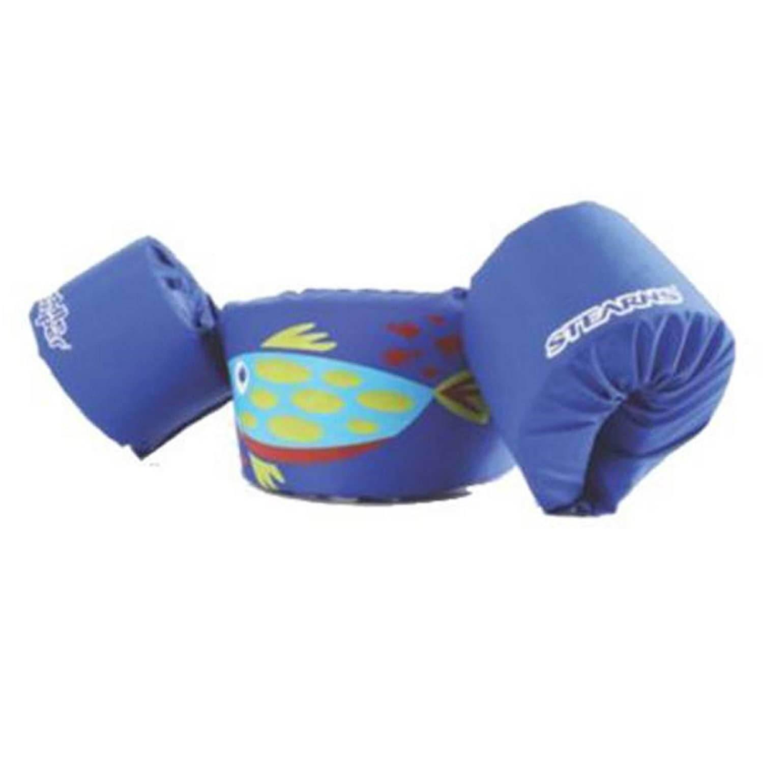 Stearns Puddle Jumper Children's Life Jacket Blue Fish by Stearns