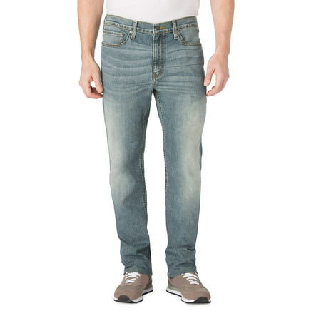 Signature by Levi Strauss   Co. - Signature by Levi Strauss   Co. Men s  Relaxed Fit Jeans - Walmart.com 89738cb02ad1