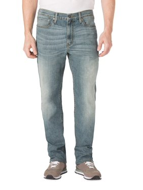 3b933448725 Best Seller. Product Image Signature by Levi Strauss   Co. Men s Relaxed  Fit Jeans