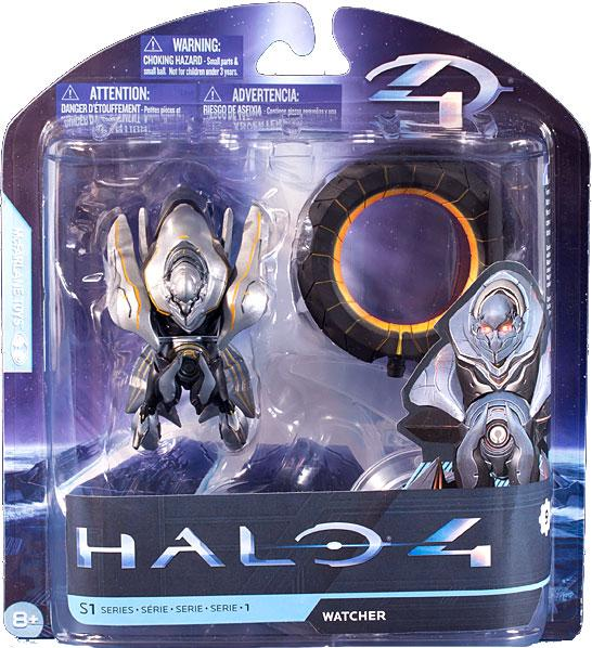 McFarlane Halo 4 Series 1 Extended Watcher Action Figure