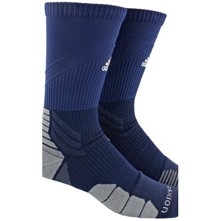 0d64b6034 adidas - adidas TRAXION Menace Crew Football & Basketball Socks ...