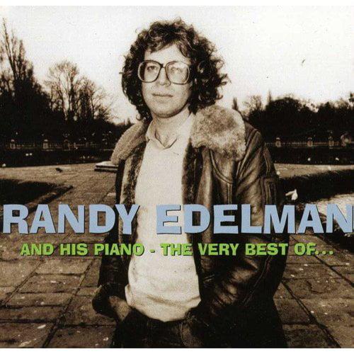 Randy Edelman & His Piano - Very Best of Randy Edelman [CD]